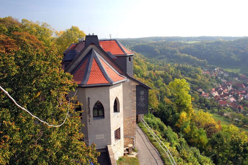 Blick vom Fuchsturm