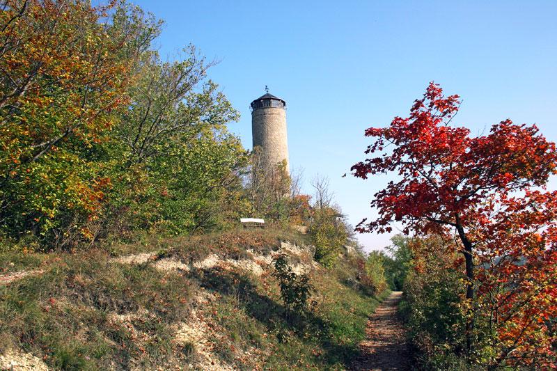 Fuchsturm im Herbst