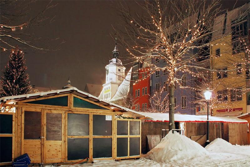 Weihnachtliches Jena