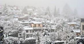 Jena im Schnee