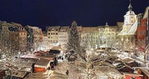 Weihnachtsmarkt Jena 2012