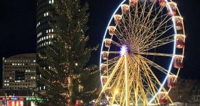 Fotos vom Jenaer Weihnachtsmarkt 2012