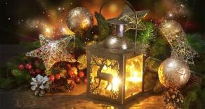 Ein frohes und besinnliches Weihnachtsfest 2013